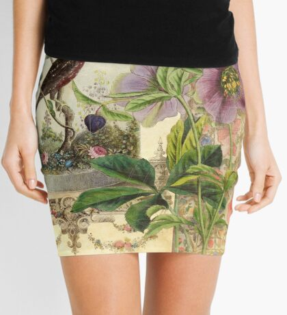 The Pet Bird Mini Skirt
