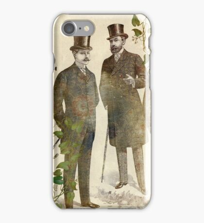 The Days of Long Ago iPhone Case/Skin