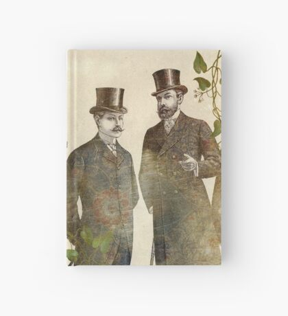 The Days of Long Ago Hardcover Journal