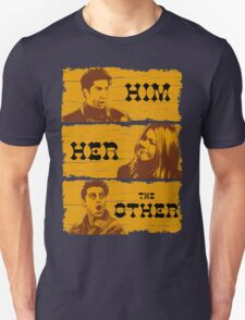 Friends Will Be Friends T-Shirt