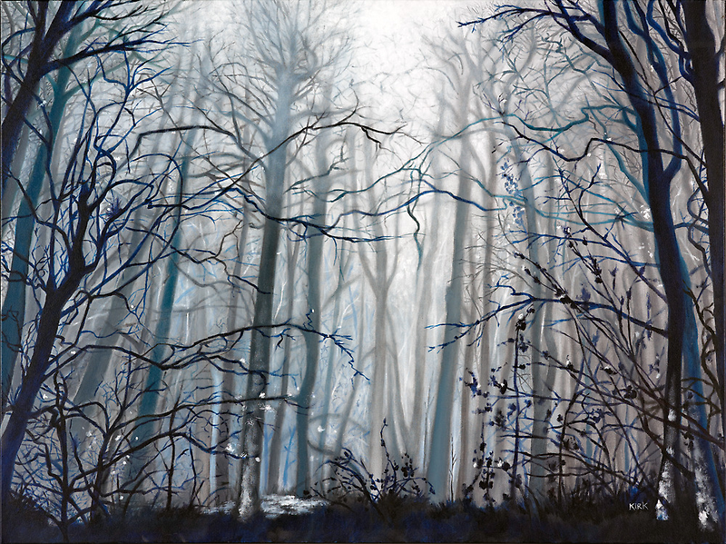 'Fog Descending' by Jerry Kirk
