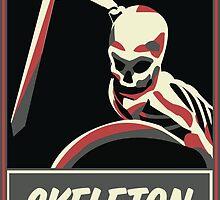 SKELETON by AdamTillinghast