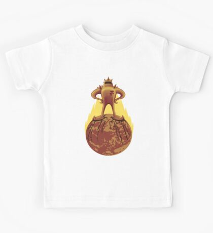 Starman Own Earth Kids Tee