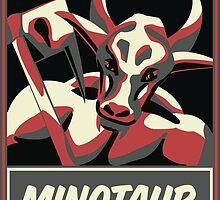 MINOTAUR by AdamTillinghast