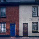 Those People Next Door by Nigel Bangert