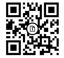 Mr. Robot cool QR code by ervinderclan