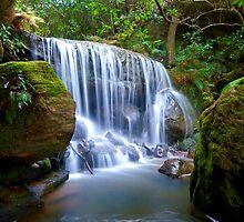 Leura Cascades by donnnnnny