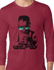 Video Game Junkie Long Sleeve T-Shirt