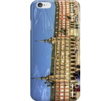 The place to be in Madrid iPhone Case/Skin