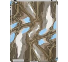 Magritte Ceiling iPad Case/Skin