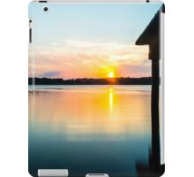 Calm Sunset iPad Case/Skin
