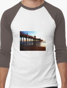 The Pier  Men's Baseball ¾ T-Shirt