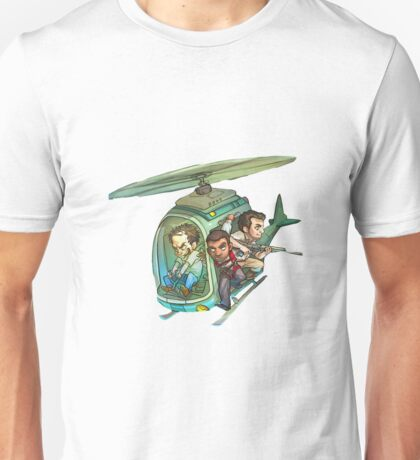 Grand Theft Auto Top Unisex T-Shirt