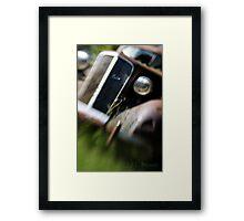 Corner Gas Framed Print