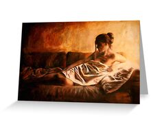 personale Greeting Card