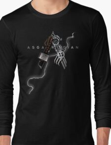 Asgardian Pride (Lightning Bolt) Long Sleeve T-Shirt