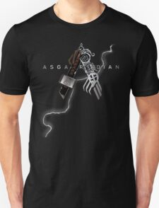 Asgardian Pride (Lightning Bolt) Unisex T-Shirt