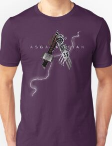 Asgardian Pride (Lightning Bolt) Unisex T-Shirt