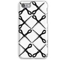 Running with scissors  iPhone Case/Skin