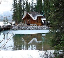 Emerald Lake, Canada by Ali Brown