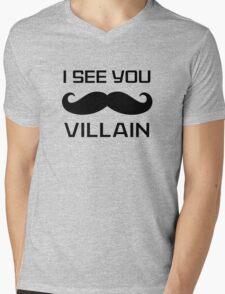 I See You Villain Mens V-Neck T-Shirt