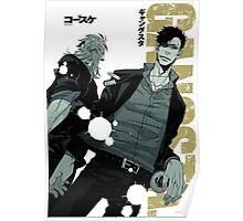 Gangsta- Worick & Nicolas Poster
