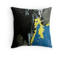 Urban Abstract -803-011 Throw Pillow