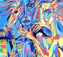 Tie Me Up by MariaSusarenko