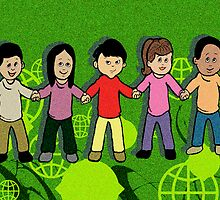 United Children of the World by AngelinaLucia10
