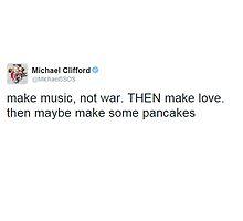 Michael Tweet 1 by emijanelle