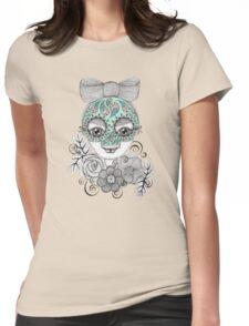 Festive Facade Womens Fitted T-Shirt