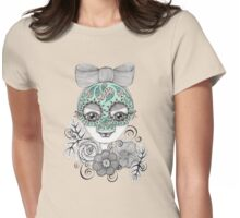 Festive Facade Womens Fitted T-Shirt
