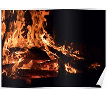 Fire... Poster