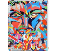 Born Villain iPad Case/Skin