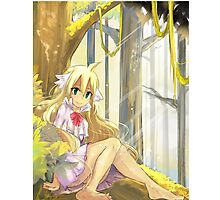 fairy tail zero Photographic Print