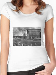 Rural Repose Women's Fitted Scoop T-Shirt