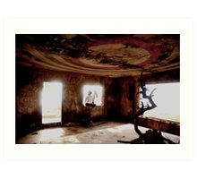 The Abandoned House of Norman Mejía #1 Art Print