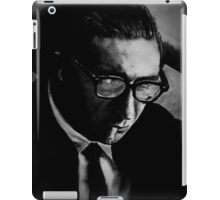 Bill Evans iPad Case/Skin