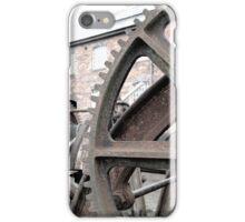 Wheel yard iPhone Case/Skin