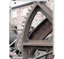 Wheel yard iPad Case/Skin