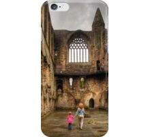 Learning History at a Young Age iPhone Case/Skin