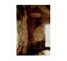 The Abandoned House of Norman Mejía #2 Art Print