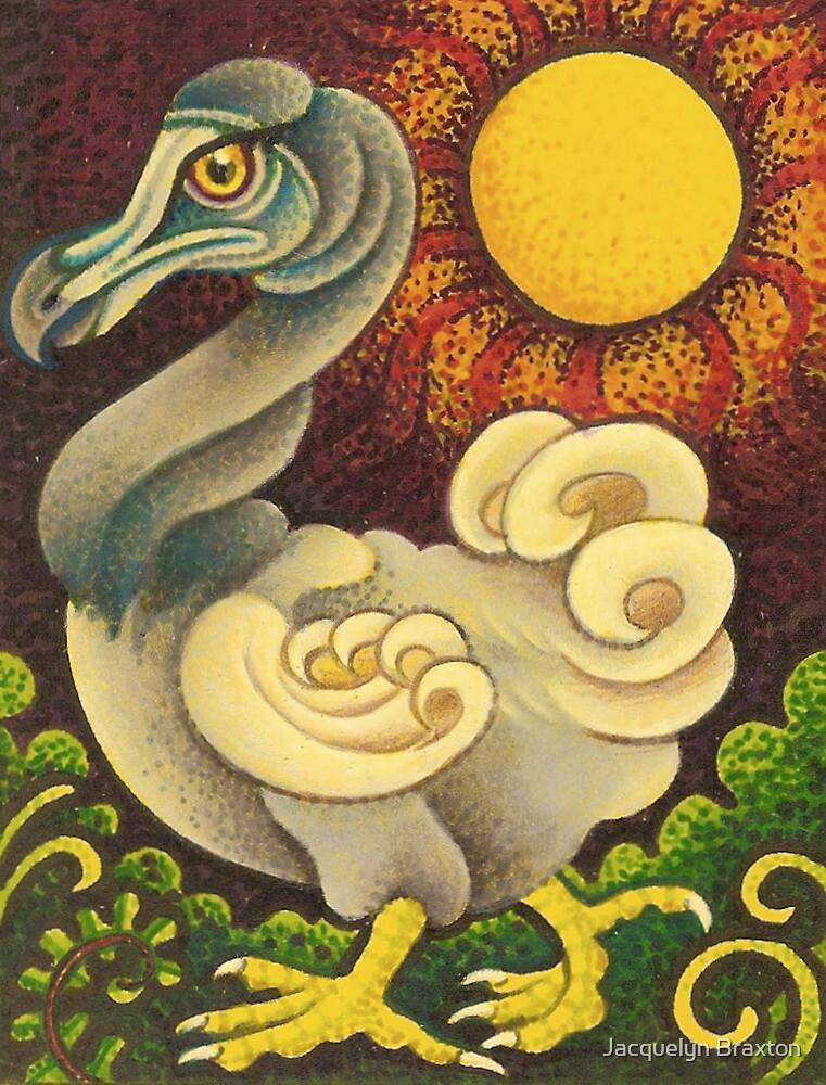 The Strutting DoDo Bird by Jacquelyn Braxton