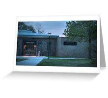 John R. Murphy Student Services Center Greeting Card