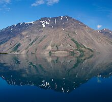 Kathleen Lake Reflections by Margaret Goodwin