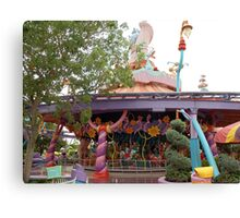 Carousel of Dr. Seuss  Canvas Print