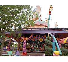 Carousel of Dr. Seuss  Photographic Print