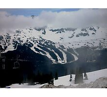 Whistler  Photographic Print