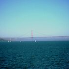 The Golden Gate Bridge, San Francisco  by iluvaar