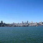 The Bay Area, San Francisco  by iluvaar